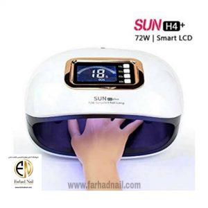 دستگاه یووی ال ای دی سان +H4