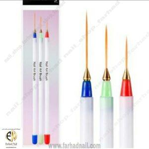 ست قلم طراحی ناخن