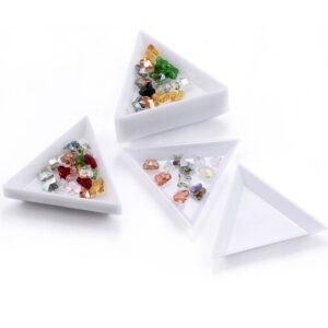 ظرف دیزاین مثلثی کوچک